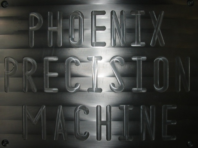 Phoenix Precision Machine